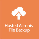 Hosted Acronis File Backup